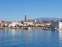 Самостоятельно по Хорватии — древний Сплит