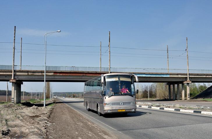 Автобус Москва — Старый Оскол