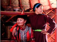 Монголия в лицах и не только...