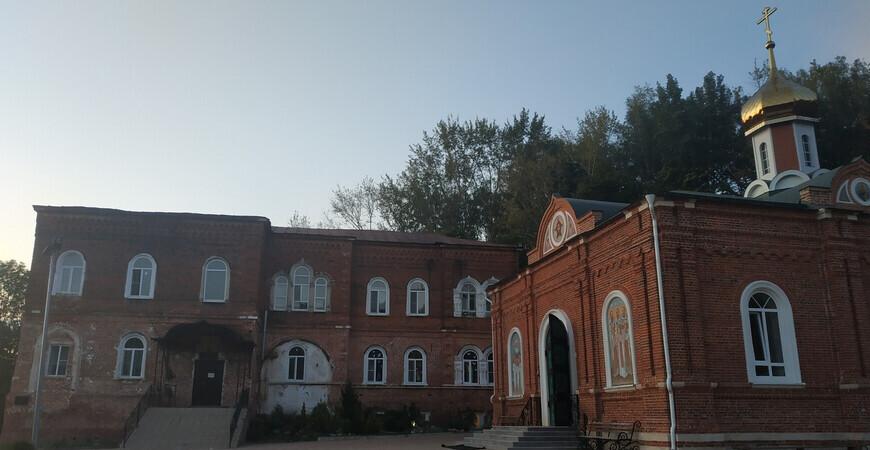 Пронский монастырь