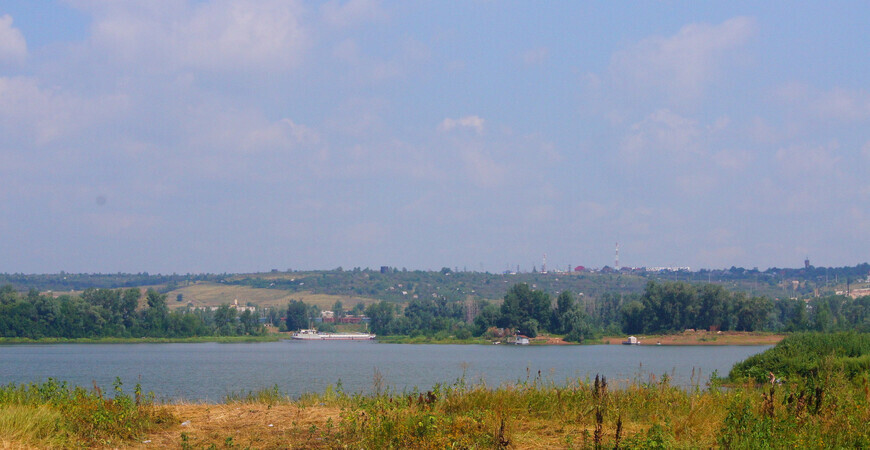 Алексеевские озера под Самарой