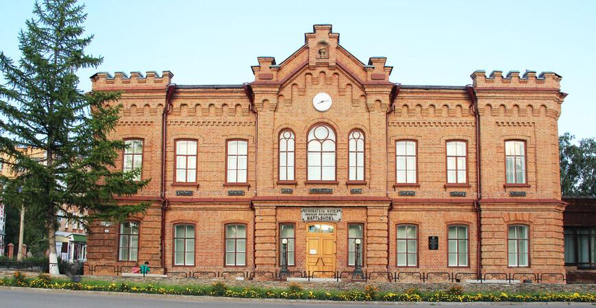 Минусинский краеведческий музей им. Мартьянова