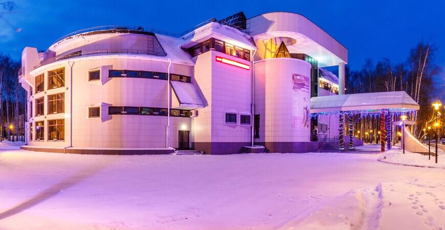Музей Природы и Человека в Ханты-Мансийске