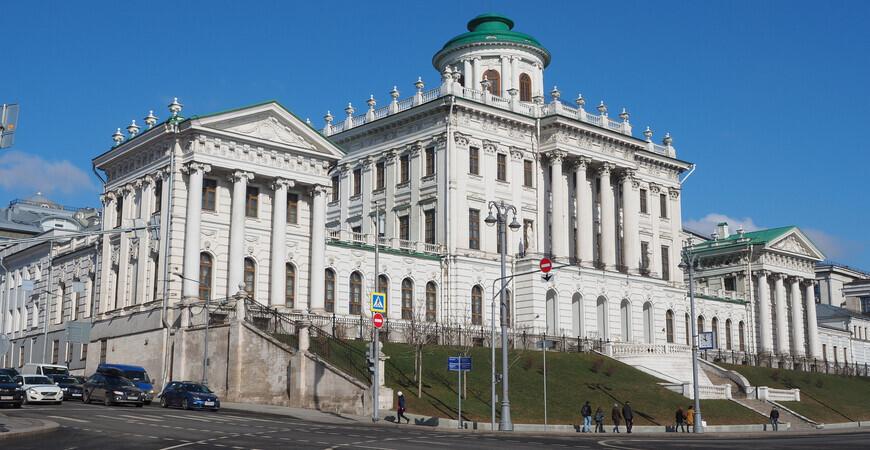 Румянцевский музей в Москве