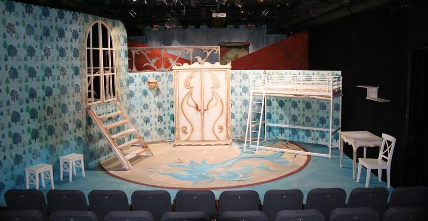 Театр Афанасьева в Новосибирске