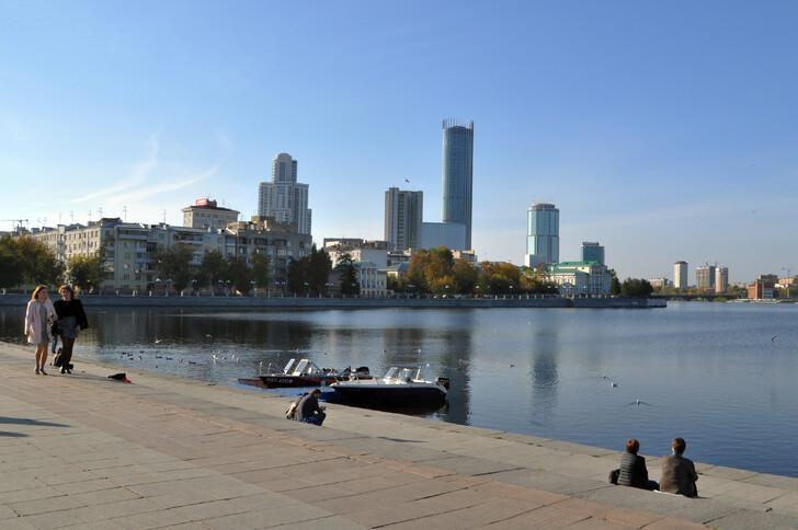 Как добраться из Екатеринбурга до Стерлитамака