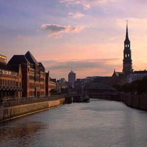 Гамбург. Северный, вольный, ганзейский
