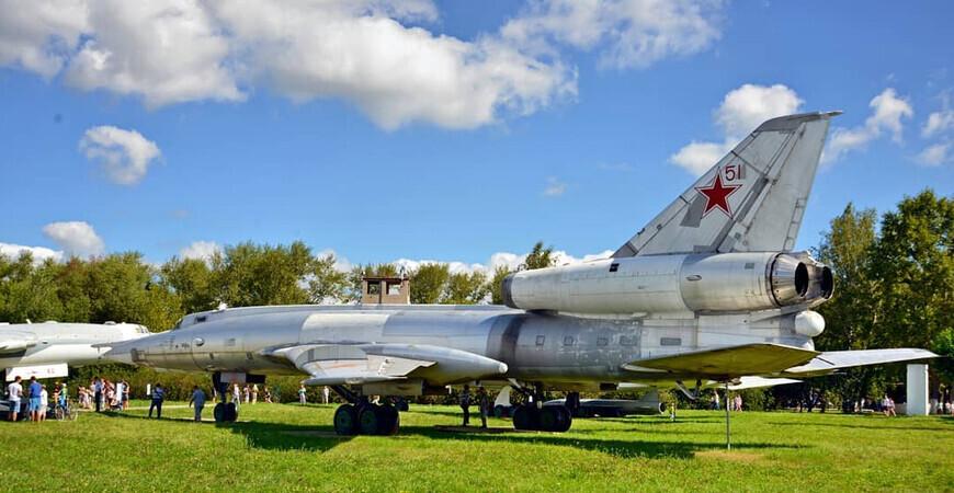 Музей авиации в Рязани