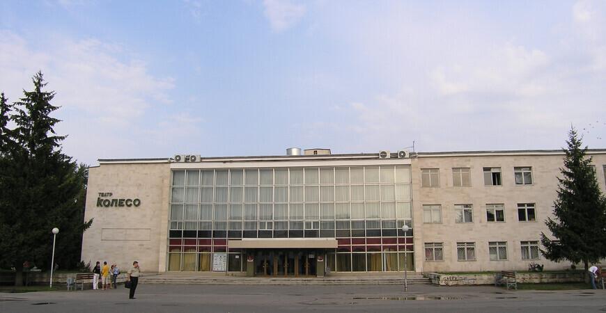Театр «Колесо» в Тольятти
