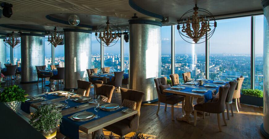Ресторан «Панорама» в Екатеринбурге