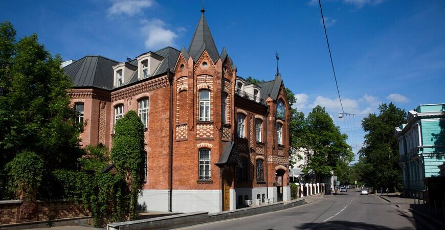 Музей «Школы акварели Андрияки»