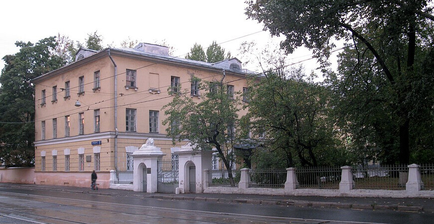 Музей Достоевского в Москве
