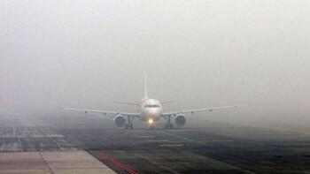 Авиарейсы из Краснодара задержаны и отменены из-за тумана