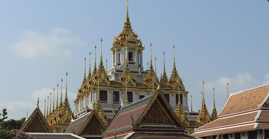 Ват Ратчанадда и Железный дворец