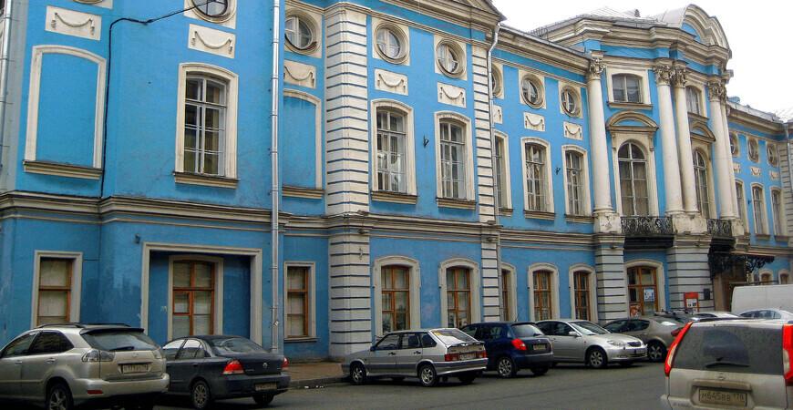 Музей гигиены в Санкт-Петербурге
