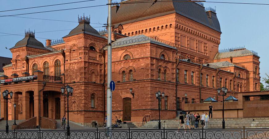 Драмтеатр Могилева