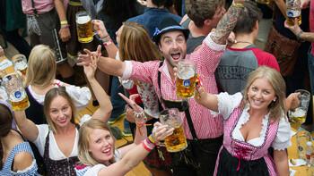 На Октоберфесте полиция задержала 250 человек за езду в пьяном виде  на скутерах