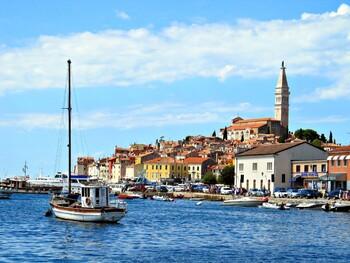 В сентябре турпоток в Хорватию увеличился