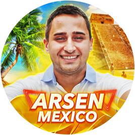 Турист Арсен Азибеков (arsen)