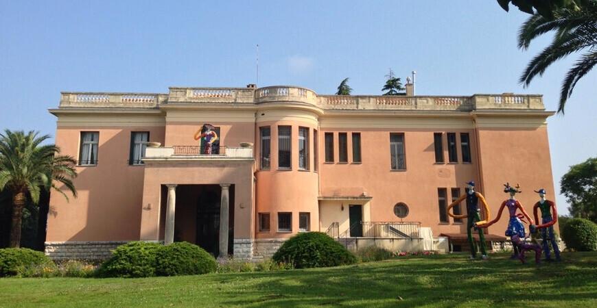 Международный музей наивного искусства<br/> Анатоля Жаковски