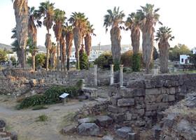 Город Кос  — археологический музей под открытым небом