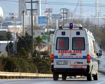 Трое туристов из РФ пострадали в ДТП в Анталии