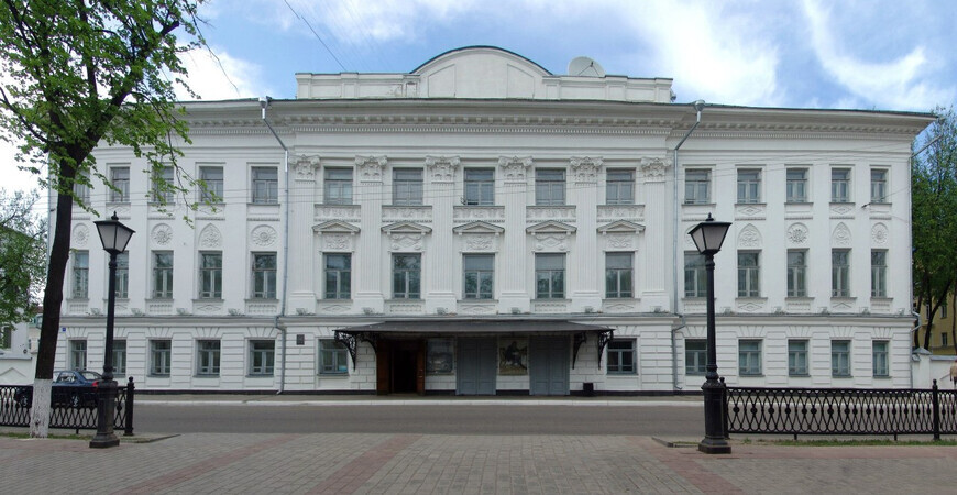 Костромской <br/> музей-заповедник
