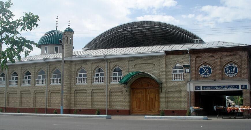 Мечеть Торон-базар