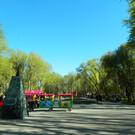 Сквер Миндовского