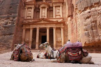 В Иордании число туристов выросло на 15%