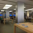 Фирменный магазин Apple в La Maquinista