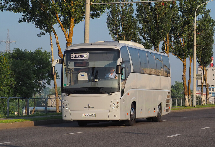 Автобус Москва — Гомель