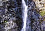 водопад в Дарьяльском ущелье