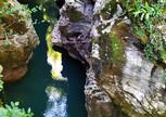 каньон в селе Гачелиди