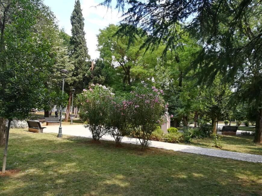 Была проведена большая работа по благоустройству Королевского парка. Он стал современным, удобным для комфортного отдыха ( впервые парк был открыт в 1910 г).  Огромную помощь в воссоздании парка оказал Черногории Азербайджан. На средства правительства Азербайджана по проекту азербайджанского архитектора Эльдара Гусейнова и была осуществлена реконструкция Королевского парка. В  2013 году  в связи с открытием Королевского парка в нём были установлены памятники - бюсты  двум великим людям: подгоричанину и азербайджанцу.