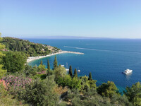 Три пляжа хорватского Сплита