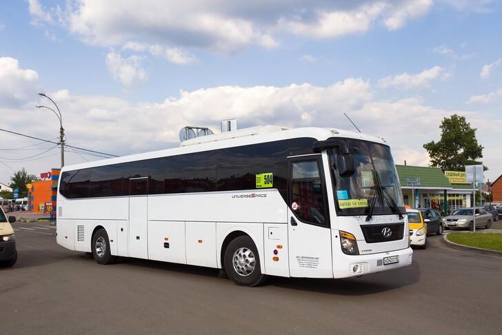Автобус Москва — Киров