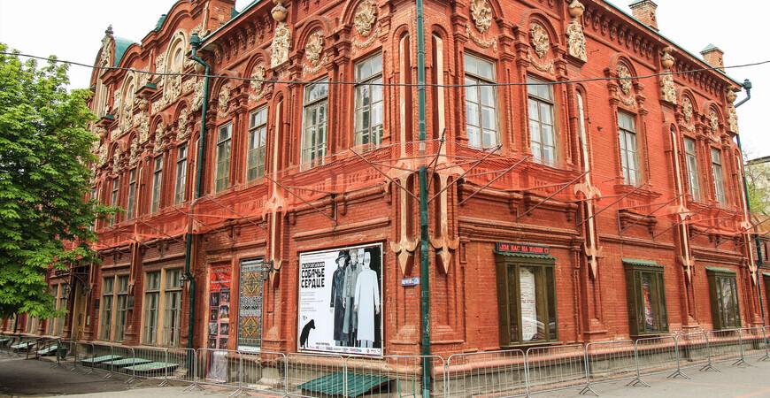 Казачий театр в Волгограде