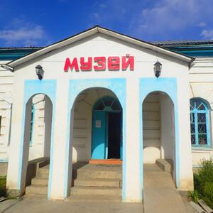 Каракольский исторический музей. Часть 1