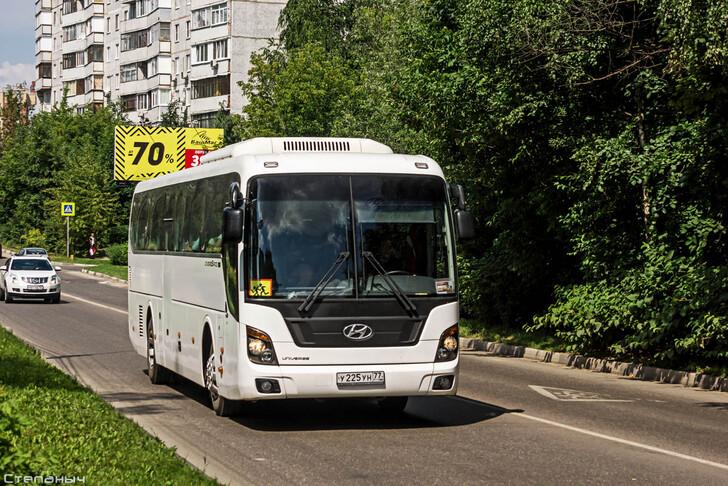 Автобус Москва — Курск