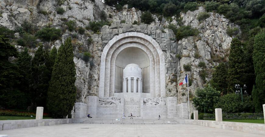 Монумент павшим в Ницце