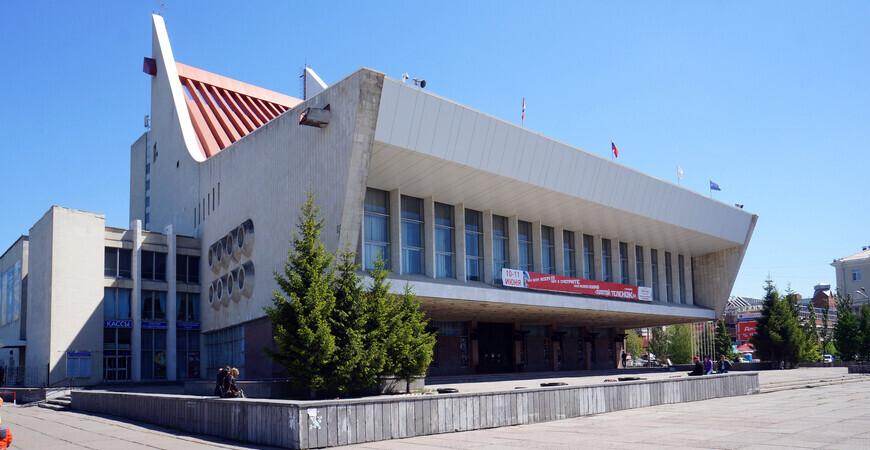 Музыкальный театр Омска