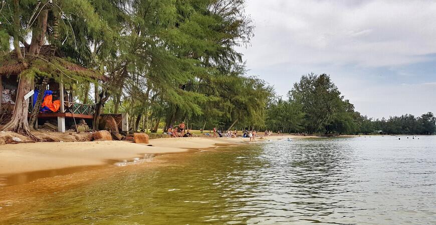 Пляж Онг Ланг