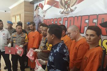 На Бали арестована россиянка за контрабанду наркотиков