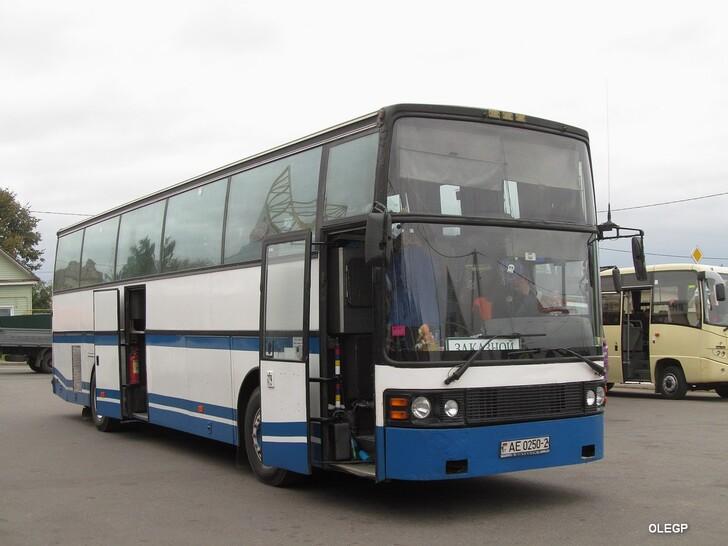 Автобус Москва — Харьков