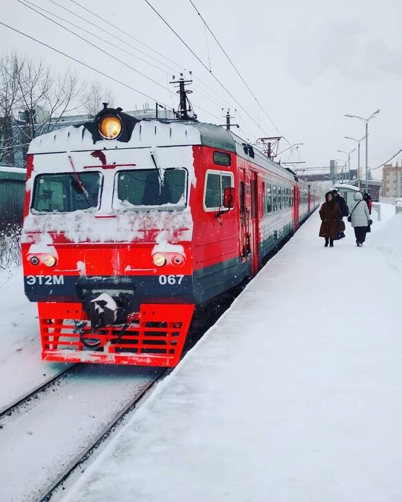 Поезд «Южный Урал»