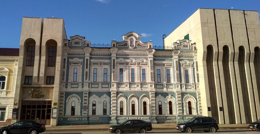 Русский театр в Стерлитамаке