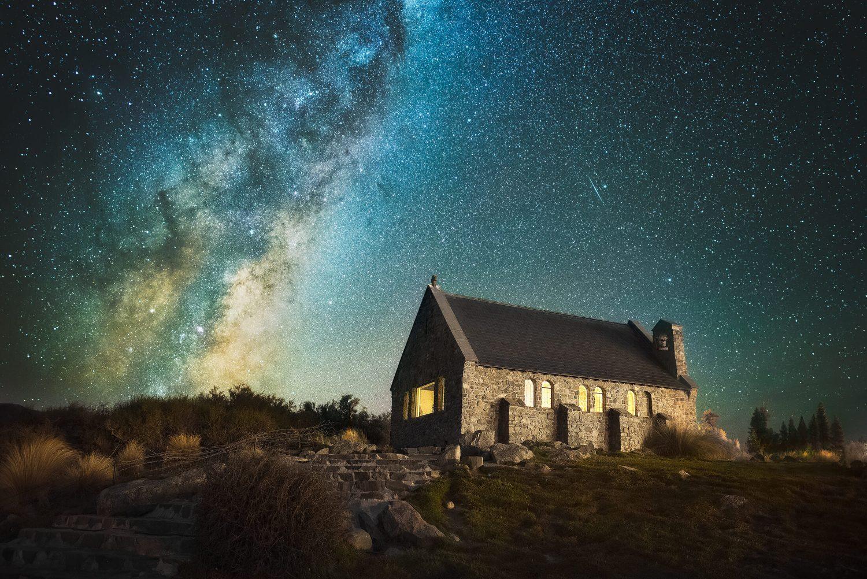 Ночное небо реальное фото переместить нужно