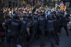Отельеры Барселоны оценили ущерб от беспорядков в 500 000 евро