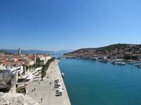 Самостоятельно по Хорватии — каменное очарование Трогира